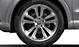 Aluminium-Gussräder Audi Sport im 5-Doppelspeichen-Offroad-Design, Größe 8,5 J x 19, mit Reifen 255/40 R 19