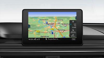 汉语显示多媒体交互系统(MMI),含汉语语音导航系统