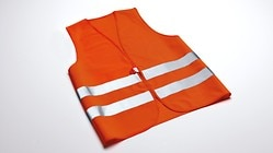 High-visibility vest, for adults
