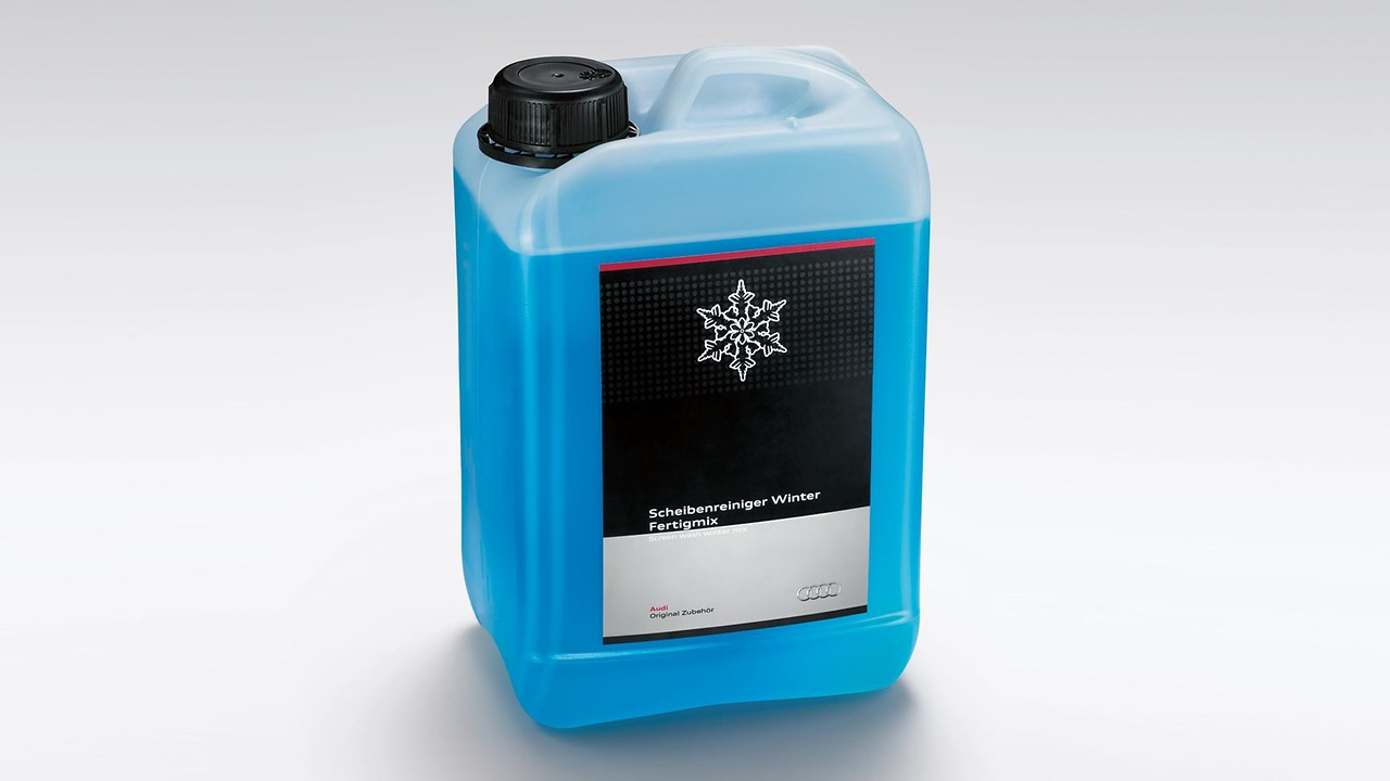 Ready-mixed windscreen washer fluid, winter, 3 l