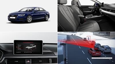 A4 Finitions gt; Audi Berline France 2019 Oq5waqZ