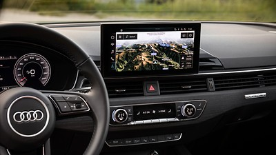 Service Navigation & Infotainment Audi connect
