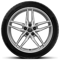 '5-arm twin-spoke design' alloy wheels (R19 x 8.5J 245/35 front tyres and R19 x 11J 295/35 R19 rear tyres) (Optional)