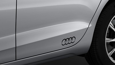 Audi Rings decals
