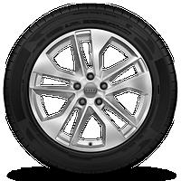 铝合金车轮,双5辐 7J x 18