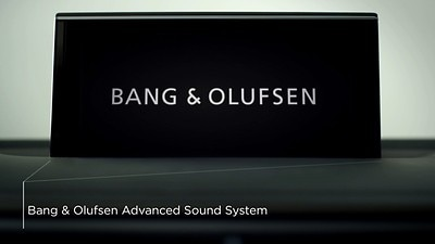 Bang & Olufsen Advanced Sound System avec son 3D