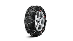 Snow chains, basic class, for 225/55 R16, 215/55 R17, 225/50 R17, 225/45 R18 or 225/50 R18 tyres