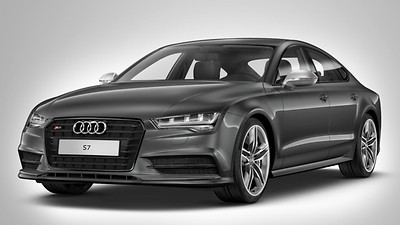 Audi exclusive black styling package