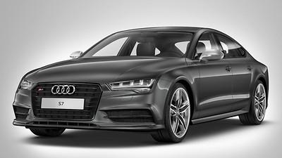 Build > 2018 Audi S7 | Overview > Audi Cars: Sedans - SUVs - Coupes