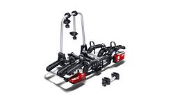 Erweiterungssatz für 3. Fahrrad, für Fahrradträger für die Anhängevorrichtung