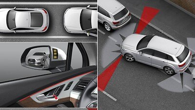 "Assistance package ""Parking"" = 360-degree view cameras without curb warning, without maneuver assist"