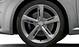 Легкосплавные диски Audi Sport, дизайн «5 спиц Blade», размер 9J x 19