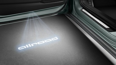 """allroad"" projection from the underside of the front doors"