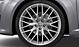 "20"" Audi Sport alloy wheels in 10-Y-spoke design, with 255/30 tyres"