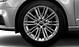 Легкосплавные диски Audi Sport, дизайн «10 V-образных спиц», размер 7.5J x 18