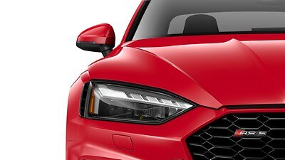 Matrix-design LED headlights with Audi laser light