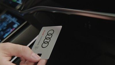 Audi connect key