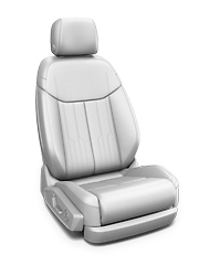 Heated, ventilated and massage comfort front seats