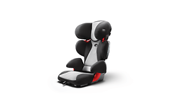 Audi child seat youngster advanced, titanium grey/black or misano red/black