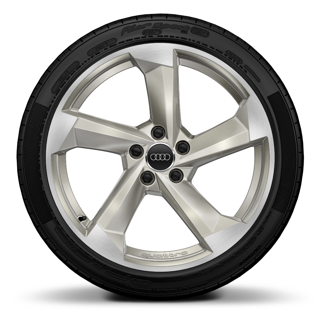 Alloy wheels 9J x 19