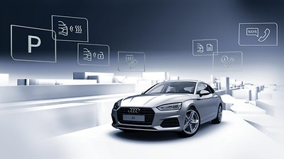 Audi Connect Safety and Service (e-call)