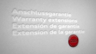Extension de garantie 1 an maximum 60 000 km