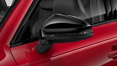 AE gloss black exterior mirror housings(must choose PAH or PA7)