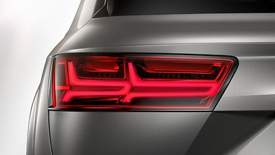 LED rear combination lamps