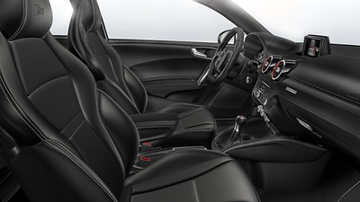 quattro interior styling package