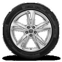 """19"""" 5-twin-spoke dynamic design wheels"""