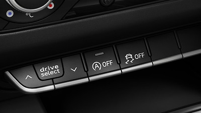 Audi drive select avec fonction Efficiency