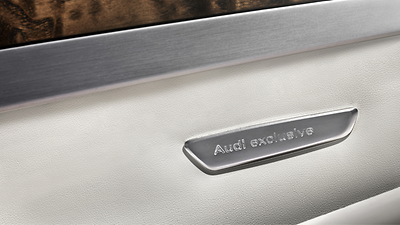 Pack Eyecatcher Audi exclusive
