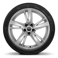 Alloy wheels 8J x 19