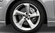 """Легкосплавные диски Audi Sport, дизайн """"5 рукавов turbine"""", цвет magnesium, с полированной обводкой, размер 9J x 20"""