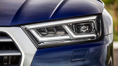 LED Headlight Package