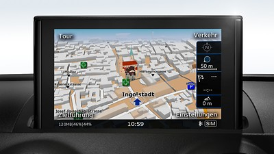 Sat Nav system-SD card based
