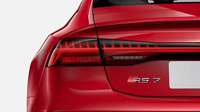 LED taillights, including dynamic rear indicator and dynamic daytime running lights