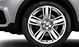 Легкосплавные диски Audi Sport, дизайн «5 рукавов Structure», размер 8J x 18