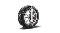 Snow chains, premium class, for 225/50 R17 tyres