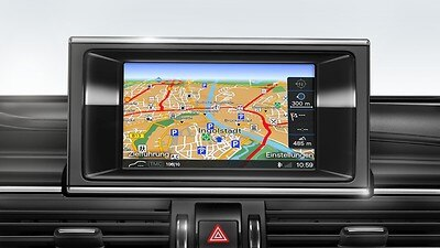 MMI Navigation Plus including MMI Touch