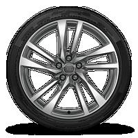 """19"""" 5-double-arm design, bi-color wheels"""