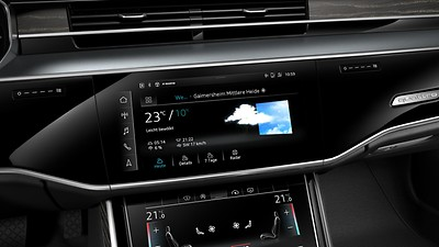 Audi connect infotainment (3 años)