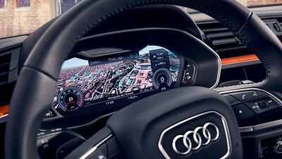 Audi Connect Navigatie & Infotainment PLUS (3 jaar incl. Google Earth)