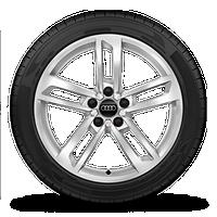 """18"""" 5-double-spoke dynamic design wheels"""