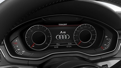 Cockpit virtuel Audi