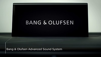 Bang & Olufsen Advanced Sound System mit 3D Klang