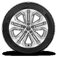 "18"" 5-double-arm-V design wheels"