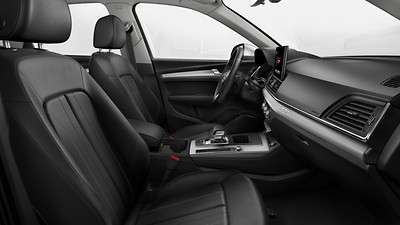 Audi design selection interior