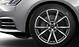 Audi Sport cast alum. all. wheels, 5-V-spoke des., matt titan. lk., mach.-pol., size 8.5Jx19, 245/35 R19