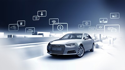 Audi Connect Infotainment Services 3 month trial - Free of charge